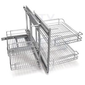 GTV CORNER universal with two extendable baskets