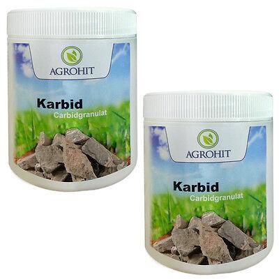 1Kg Karbid gute Qualität und Preis Calciumcarbid 15-25mm!!