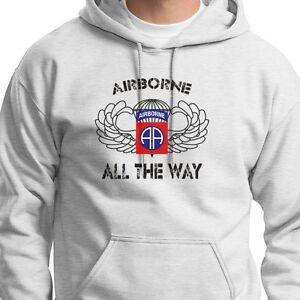 Airborne hoodie