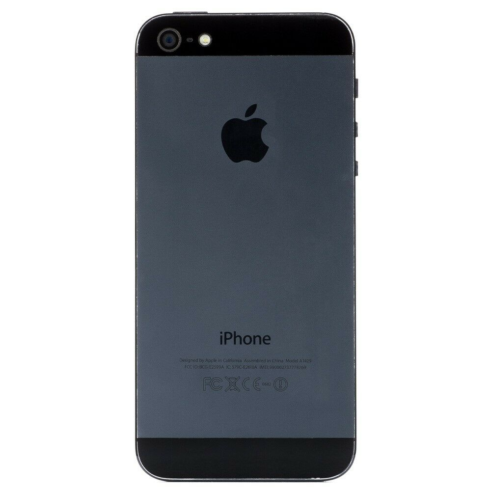 Apple iPhone 5 Smartphone Choose AT&T Sprint T-Mobile Verizon or Unlocked