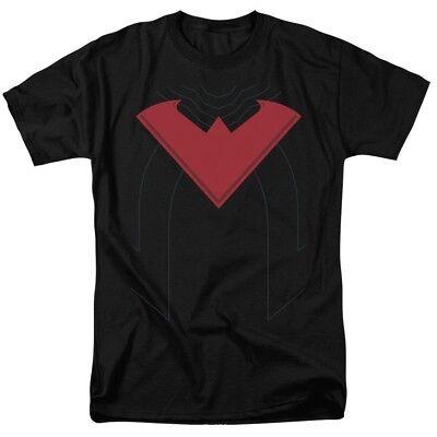 Batman Nightwing 52 Costume T-Shirt Sizes S-3X NEW](Nightwing New Costume)