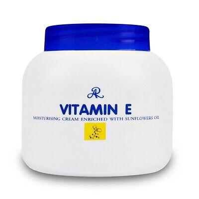 ARON Best Vitamin E Moisturizing Cream Face Body Soft Skin Anti Aging