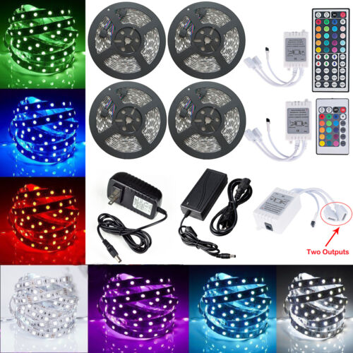 5-20M RGB 5050 SMD Waterproof 300 LED Light Strip Flexible R