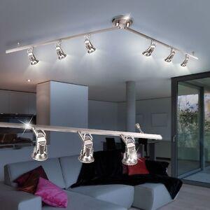 Decken Strahler Balken Spot Lampe Leuchte Licht Schiene Osram Leuchtmittel WOFI