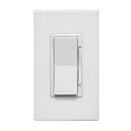 Leviton Decora Smart Wi-Fi Fan Speed Controller, White