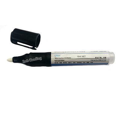 1pcs 10ml Soldering Rosin Flux Pen Low-solids Non-clean For Solar Cell Panel Diy