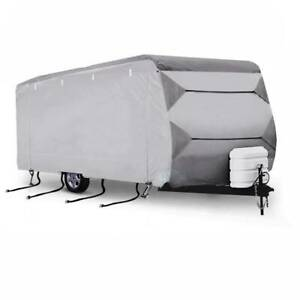 SALE! Caravan Cover, Heavy-Duty / 1-Year Warranty - DELIVERED