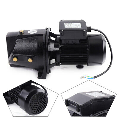 Shallow Well Jet Water Pump 1 Hp 17.5gpm W Pressure Switch Automatic Jet Pump