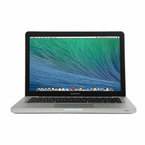 """Apple MacBook® Pro Intel Core i5 13.3"""" Display 4GB Memory 500GB Hard Drive Silver MD101LL/A"""
