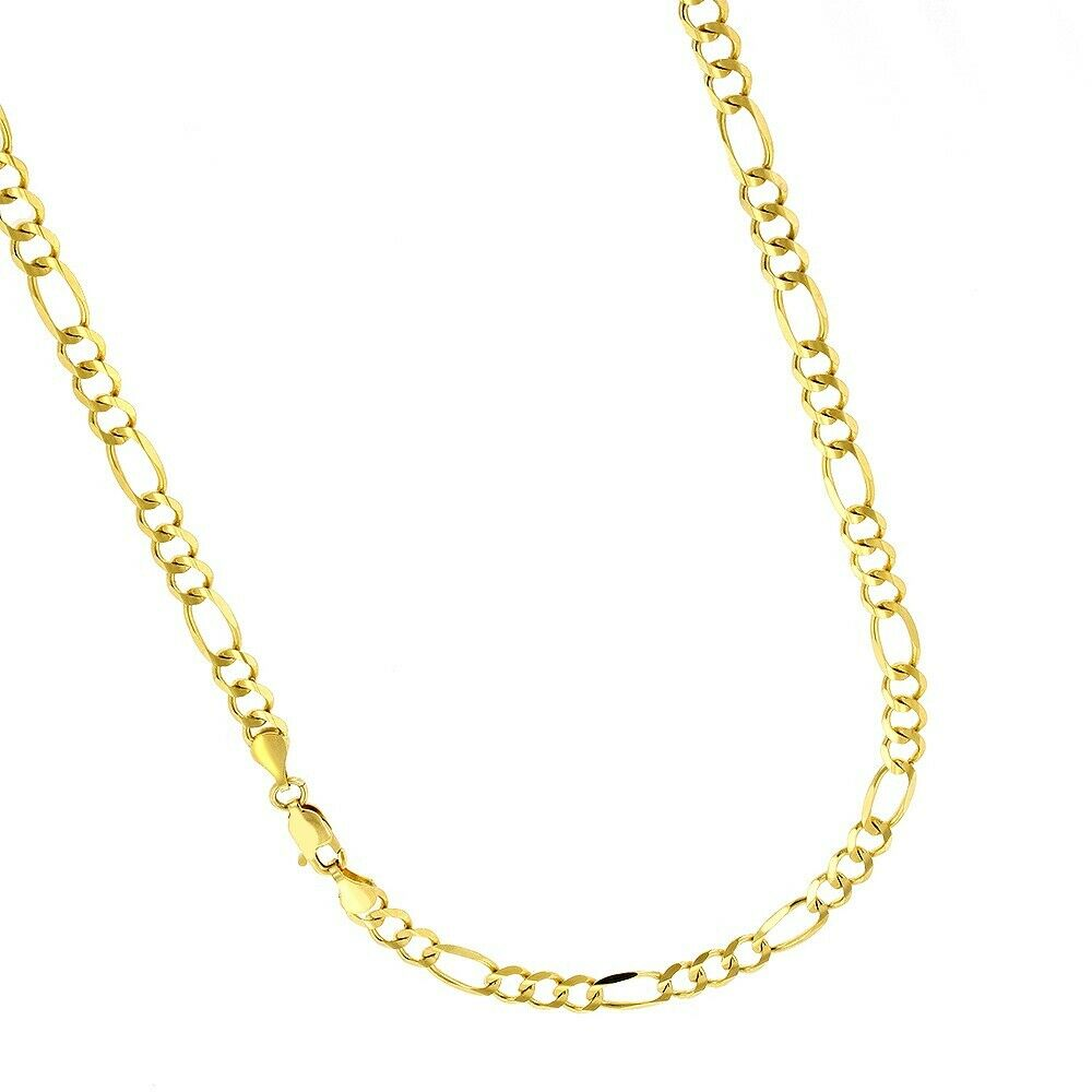 Cuban Rope Necklace Mens Link Gold Stainless Steel Miami 14k Hip Hop Gold Plated Anklets