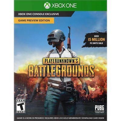Playerunknowns Battlegrounds  Pubg   Digital Code  Xbox One    Plus Ac Unity