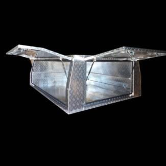 Aluminium Ute Canopy Dual Cab and Single Cab utes