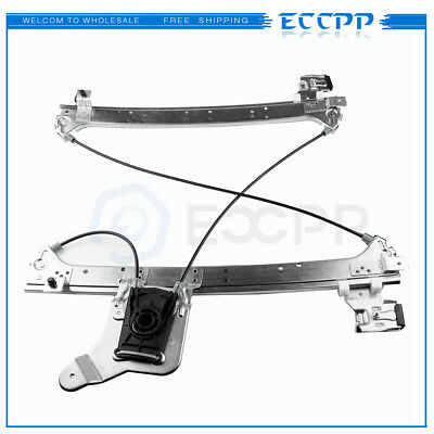 Power Window Regulator for 02-06 Chevy Avalanche Pickup Rear Left without Motor