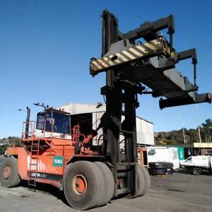 Fantuzzi 38T Used Top Lifts FDC450G4 Altona Hobsons Bay Area Preview