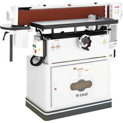 Shop Fox W1845 - 6 X 108 Oscillating Edge Sander 3 Hp - Free Shipping