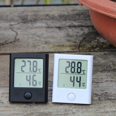 Baldr B0134 Mini Lcd Digital Thermometer Hygrometer Indoor Humidity Meter Temp