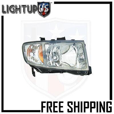 Headlights Headlamps Right Only for 06-08 Honda Ridgeline Pickup