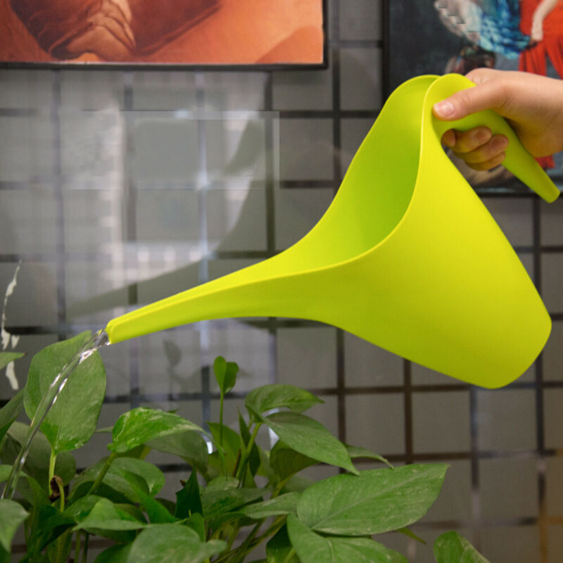 Home Indoor Watering Can For Plants Flowers Plastic Watering