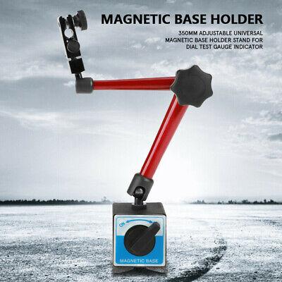 350mm Adjustable Magnetic Base Holder Stand For Dial Test Gauge Indicator