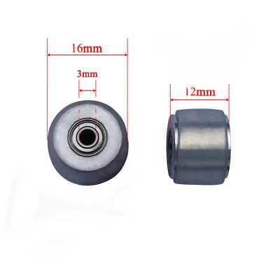 High Quality Pinch Roller Wheel Cutting Plotter Vinyl Cutter 16312mm 6pcs