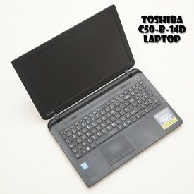 Toshiba C50-B-14D laptop refurbished ***12 months warranty available***