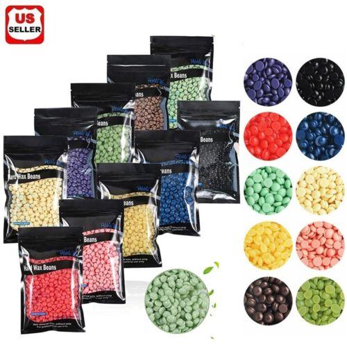 Hard Wax Beads Bean For All Waxing Types Depilatory Hair Removal Wamer Heater Health & Beauty