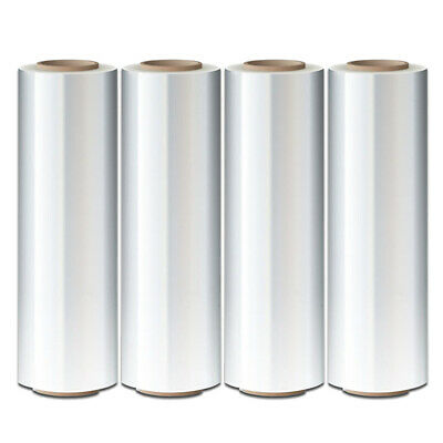 1 Rolls Hand Stretch Plastic Film Shrink Pallet Wrap 18 X 1500 Ft Heavy Duty