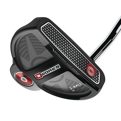 New Odyssey Golf O-Works 2 Ball Putter 34