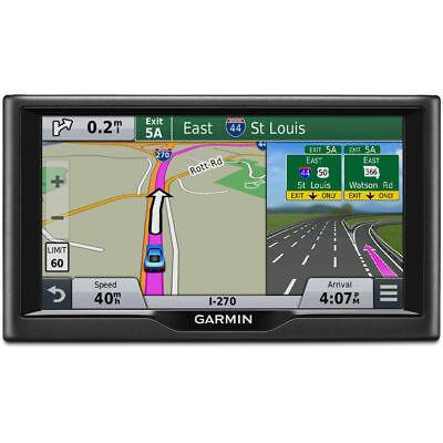 Garmin Nuvi 58Lmt 5 Inch Car Gps Navigation W  Lifetime Map   Traffic Updates