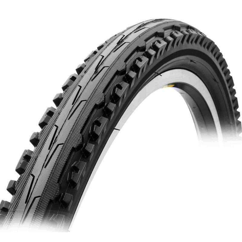Kenda Bicycle K847 Kross Plus Tire 26x1.95 Black Steel Bead MTB Mountain Hybrid