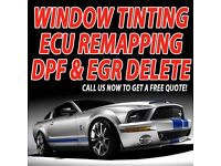 ** CHEAPEST IN TOWN ** CAR WINDOW TINTING \ ECU REMAPPING \ DPF & EGR DELETE!
