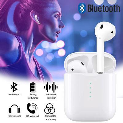 i10 TWS Wireless Bluetooth 5.0 Stereo Headphone Changing In-Ear Earphone Earbuds
