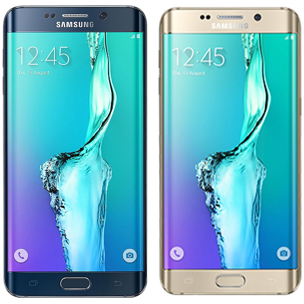 New Samsung Galaxy S6 Edge Plus G928A 32GB GSM Unlocked 4G LTE Smartphone +Bonus