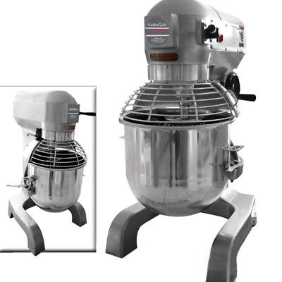 Gastroquik RÜHRMASCHINE Knetmaschine Planetenmixer  30 L  1100W NEUESTES MODELL