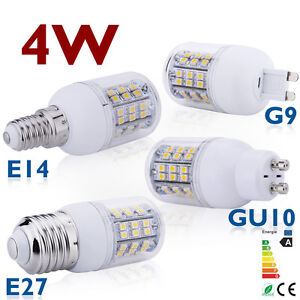 2W 3W 4W 5W 8W 9W 12W GU10 MR16 E27 E14 G9 COB LED SMD Warm White Light Bulb