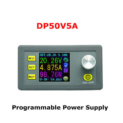 Dp 50v 5a Constant Voltage Current Step-down Programmable Power Supply Module