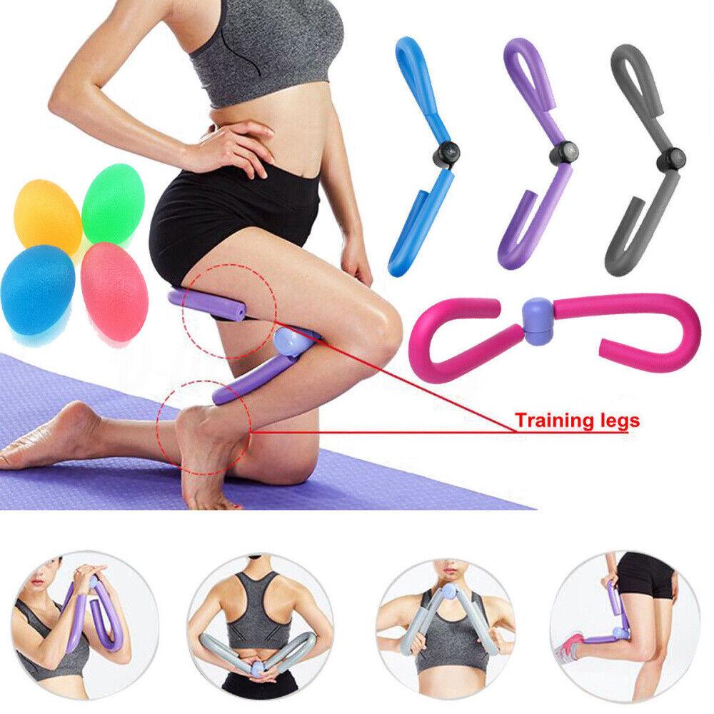 Oberschenkeltrainer Armtrainer Trainer Figurformer Yoga Fitness Beine Arm Übung