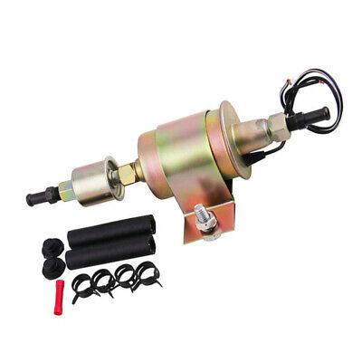 Bomba Combustible Gasolina Diésel Eléctrica 12V Universal 0,3-0,5 BAR DIESEL