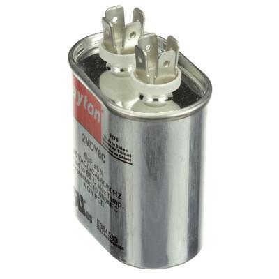 Dayton 2MDY6C 6uF +/-5% 440VAC 50/60Hz Start Capacitor