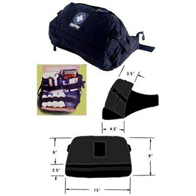 Conterra Patrol II Aid Belt Pack - Black