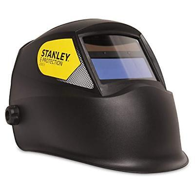 Stanley Welding Helmet 2000 Protective Solar Head Face Mask W Automatic Lcd