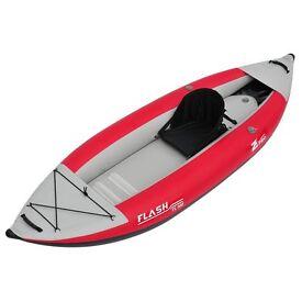 Z Pro Flash 100 Professional Inflatable Kayak