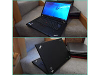 "Mint condition Lenovo ThinkPad 2nd Gen 15.6"" i5 laptop. 6GB DDR3 RAM. 200GB hard drive."