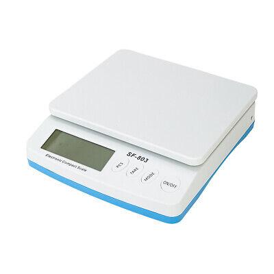 Us 66lb Lcd Digital Scale Bench Scale Digital Shipping Postal Scale Platform