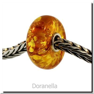 Authentic Trollbeads Amber 71003 Maple Syrup :1