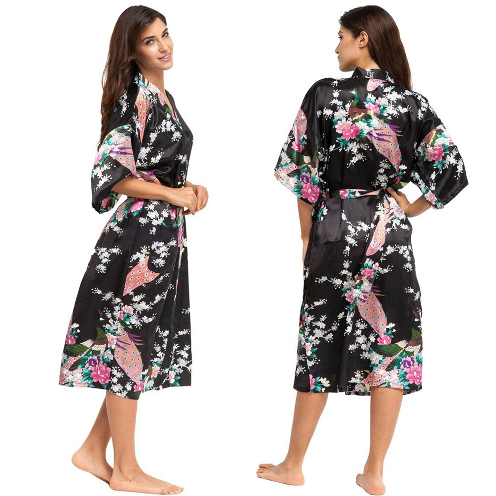 Beautiful Long Dressing Gowns Uk Illustration - Wedding and flowers ...