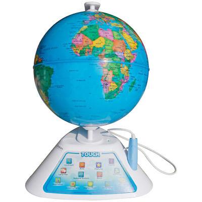 Oregon Scientific Smartglobe Discovery Education Learning Geography Globe Sg268