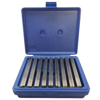 Set Of 9 Pairs 14 Steel Parallel 6 Long 0.0002