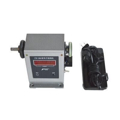 Pedal Power Transformer Electronic Coil Winding Machine 220v 50hz Fz-180 Durable