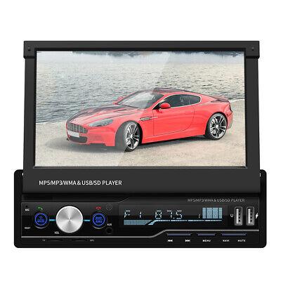 OBD 1DIN Autoradio MIT 7Zoll TOUCHSCREEN GPS Navi Mirror Link + Rückfahrkamera (Autoradio 7 Zoll Touchscreen)